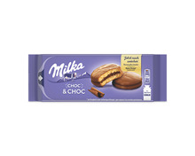 Milka Biscuit Sensations/ Choc & Choc