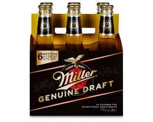 Miller Draft Bier, 6 x 33 cl
