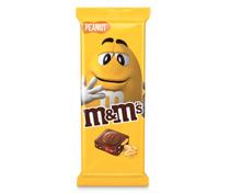 M&M's Tafelschokolade Peanut / Crispy