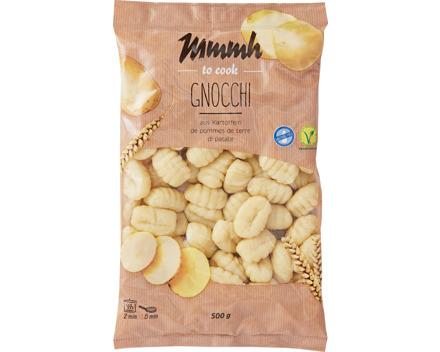 Mmmh Gnocchi aus Kartoffeln