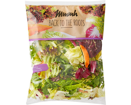 Mmmh Mischsalat Back to the roots