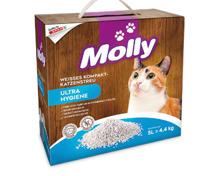 Molly Kompakt Ultra Hygiene Streu