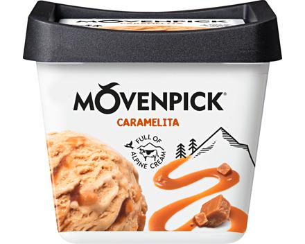 Mövenpick Glacé Caramelita
