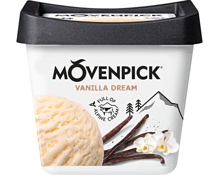 Mövenpick Glacé Vanilla Dream
