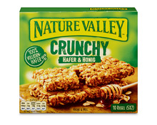 Nature Valley Riegel Crunchy Hafer & Honig, 2 x 5 x 42 g, Duo