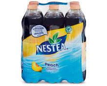 Nestea Pfirsich, 6 x 1,5 Liter