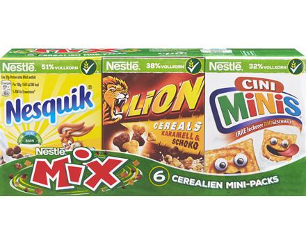 Nestlé Mix Cerealien Mini-Packs