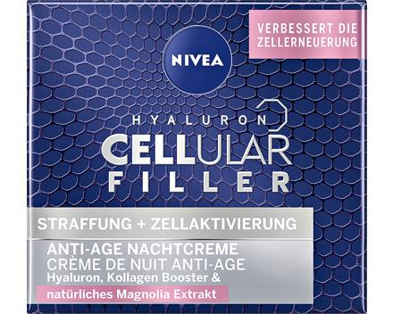 Nivea Hyaluron Cellular Filler Nachtcrème