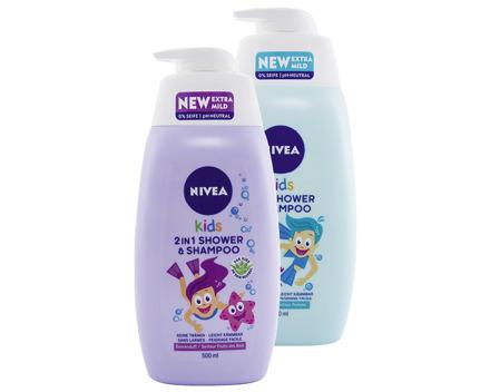 NIVEA KIDS 2 IN 1 DUSCHGEL & SHAMPOO