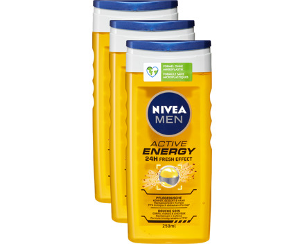 Nivea Pflegedusche Active Energy
