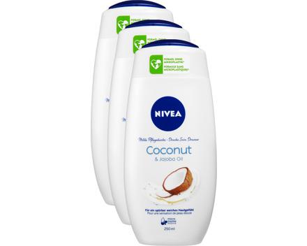 Nivea Pflegedusche Coconut & Jojoba Oil