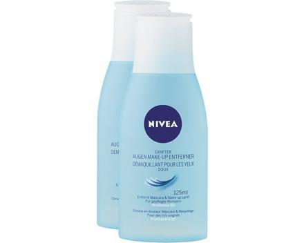 Nivea Visage sanfter Augen-Make-up-Entferner