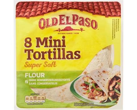 Old El Paso Mini Tortillas