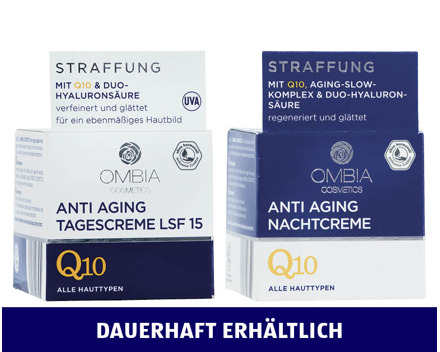 OMBIA GESICHTSPFLEGE ANTI-AGING