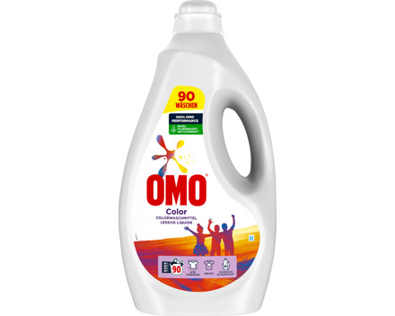 Omo Flüssigwaschmittel Color