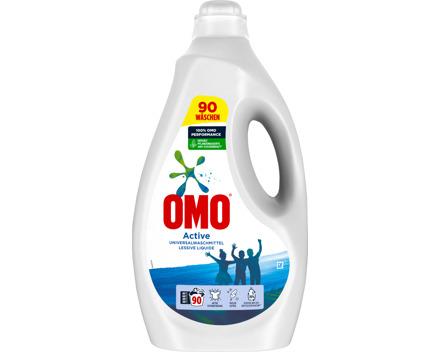 Omo Flüssigwaschmittel Regular