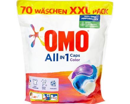 Omo Waschmittel All in 1 Caps