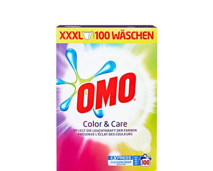 Omo Waschpulver Color & Care