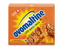 Ovomaltine Riegel Crisp Müesli Snack, 2 x 6 x 25 g, Duo