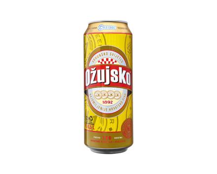 Ozujsko Helles Bier