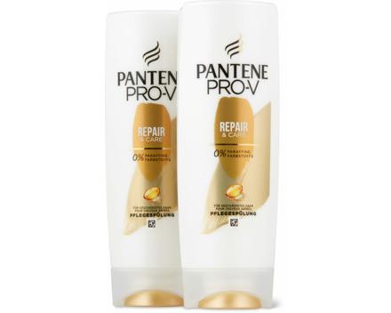 Pantene Pro-V-Shampoos oder -Pflegespülung
