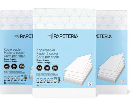 Papeteria Kopierpapier A4, FSC