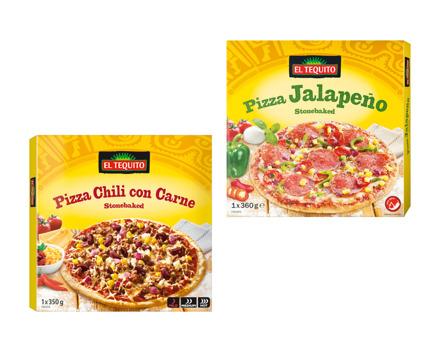 Pizza Chili con Carne/Jalapeño