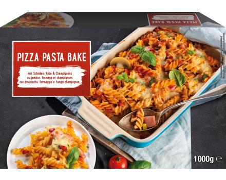 Pizza Pasta Bake Nudelauflauf