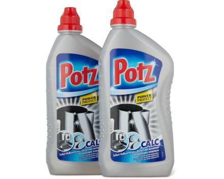 Potz- oder M-Classic-Reinigungsmittel