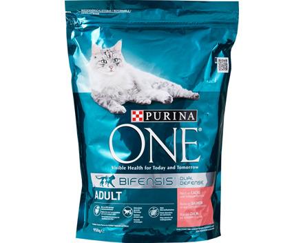 Purina ONE Dry Katzenfutter mit Lachs