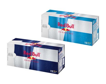 Red Bull Energy Drink Classic/Sugarfree