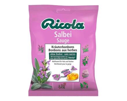 Ricola Salbei 2 x 125 g