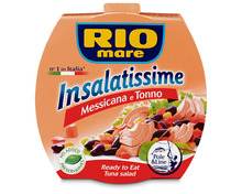 Rio Mare Insalatissime Thunfischsalat Messicana, 3 x 160 g, Trio