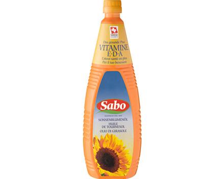 Sabo Sonnenblumenöl