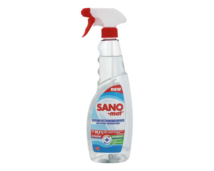 Sanomat Desinfektionsreiniger 750 ml