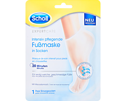 Scholl Expert Care intensiv pflegende Fussmaske
