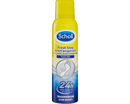 Scholl Fresh Step Antitranspirant Fussdeo