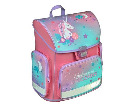 Schulranzen Set Unicorn World, 4-teilig