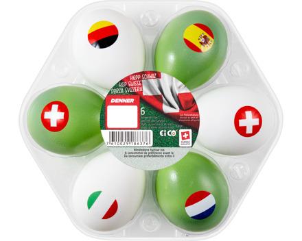 Schweizer Picknick-Eier