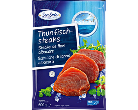 SeaSide Thunfischsteak