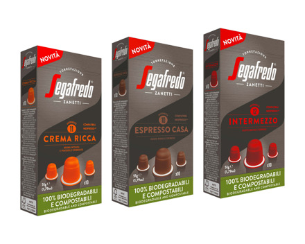 Segafredo Kaffeekapseln