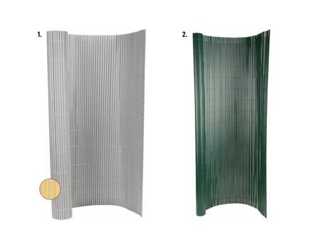Sichtschutzmatte Bambusoptik