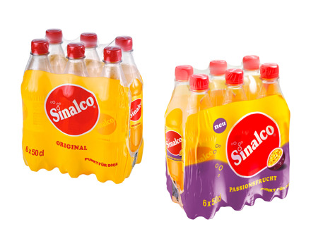 Sinalco Original/Passionsfrucht