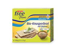 SPAR free from Bio-Knusperbrot mit Quinoa