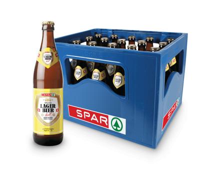 SPAR Lager Bier