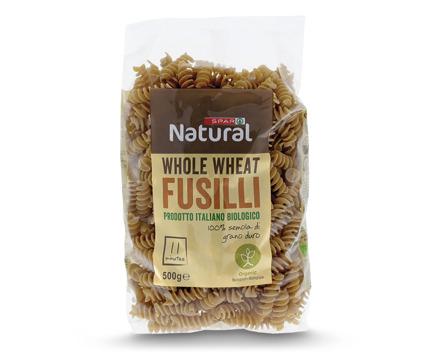 SPAR Natural Bio-Fusilli / Spaghetti