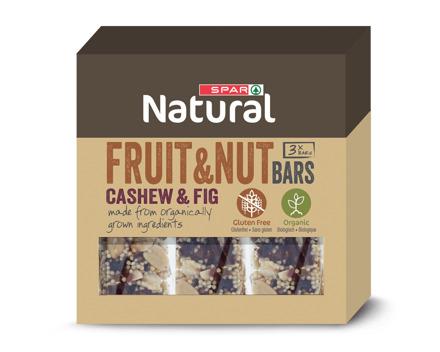 SPAR Natural Bio-Riegel