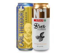 SPAR N°1 Lager Bier