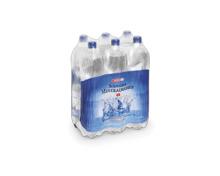 SPAR Schweizer Mineralwasser mit / ohne Kohlensäure