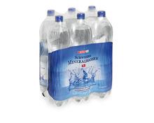 SPAR Schweizer Mineralwasser mit/ohne Kohlensäure